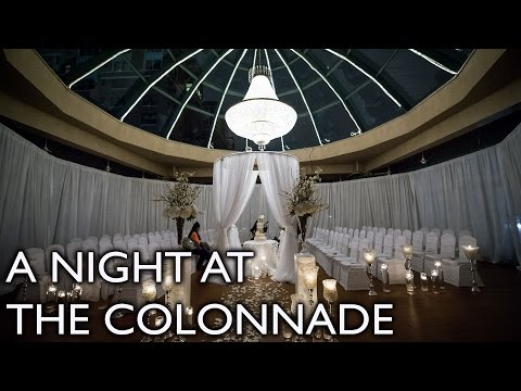 A Night at the Colonnade | Wedding Event