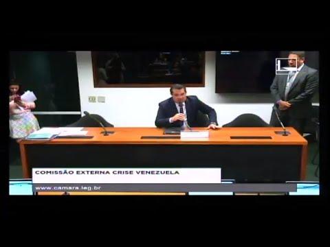COMISSÃO EXTERNA CRISE VENEZUELA - Reunião Deliberativa - 21/03/2018 - 15:11