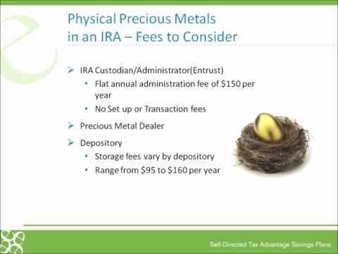 Investing in Precious Metals Within a Self-Directed Retirement Plan (HD)