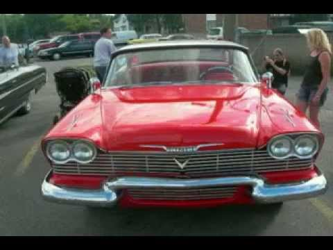 1957 1958 plymouth fury resurrection youtube. Black Bedroom Furniture Sets. Home Design Ideas