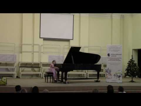 Свиридовский конкурс-2017. Полякова Яна