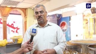 الكرك:  ركود وضعف في الحركة التجارية بالتزامن وتحضيرات شهر رمضان
