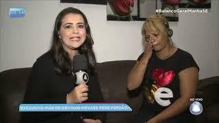 Devinho Novaes: Mãe pede desculpas pelo vídeo gravado - BALANÇO GERAL
