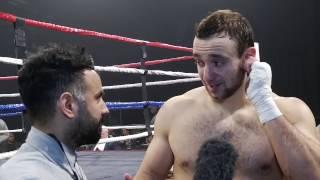 Mohamed Soltby v Ferenc Zsalec - BBTV