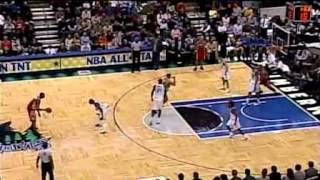Tracy McGrady highlights - 40pts vs Timberwolves(02.04.2005)