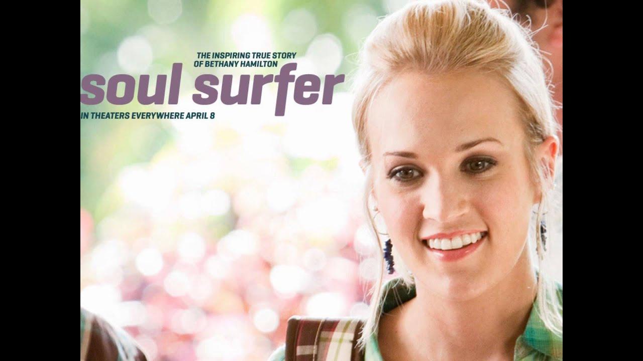 Carrie Underwood in Soul Surfer