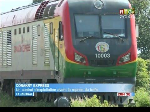 www.guineesud.com - Conakry Express importé par les militaires pour soulager les populations
