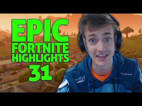 Ninja - Fortnite Battle Royale Highlights #31