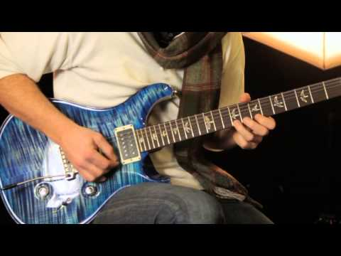 Paul Reed Smith Custom 24 PRS Tone Review and Demo