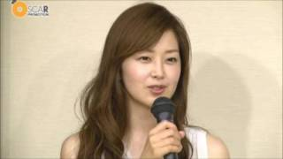 Yuko Fueki actress to work in South Korea (37), during the Korean c...