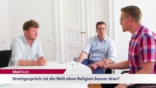 ideaHeute 02 08 2017 - Bagdad - Atheismus und Gott - Soziale Medien