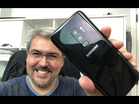 En vivo evento UNPACKED Samsung Galaxy S9 - Galaxy S9+