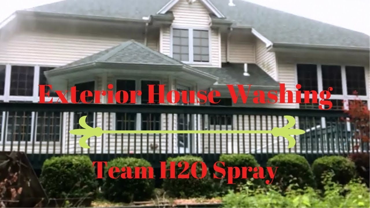 Residential House Washing | Power Washing