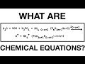 What Are Chemical Equations? | School Science Project with My Friends!