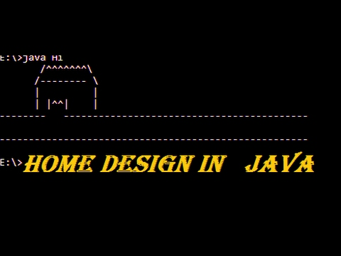 how-to-create-home-design-in-java
