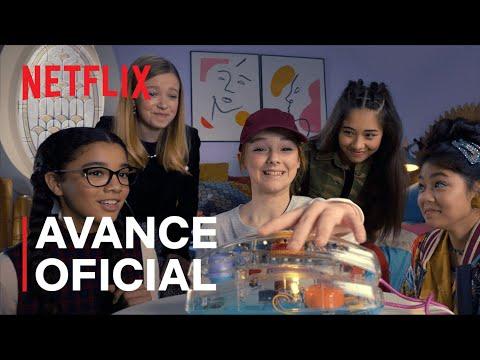 El club de las niñeras | Avance oficial | Netflix