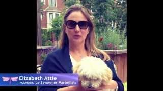 Elizabeth Attie Le Savonnier Marseillais BreastCancerAwareness Relay Thumbnail