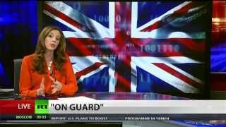 British government forces the Guardian to destroy Snowden files