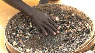 كويدو، منطقة وحيدة في صناعة الألماس في سيراليون