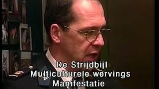 Multiculterele wervings politie Amsterdam, 26nov1999