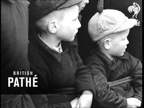 Sea Cadet Training Ship Aka Pathe Front Page (1947)