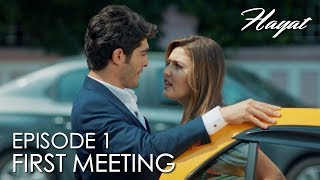 Hayat and Murat First meeting | Episode 1 (Hindi Dubbed)