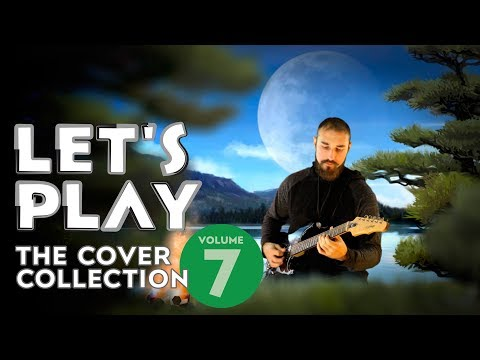 Zelda: Link to the Past - Forest of Mystery (Flamenco/Rock Cover)