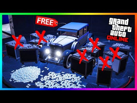 Rockstar Have REMOVED Diamonds From The Casino Vault In GTA 5 Online - NEW Lucky Wheel Cars & MORE!