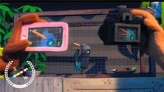 Birdlime   Award-winning Stop-Motion Animation   Short of the Week