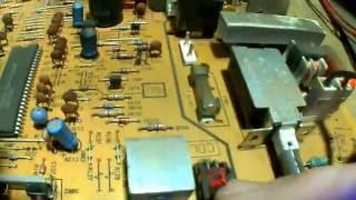 com consertar tv philco pcm 2044 pisca o led e nao liga