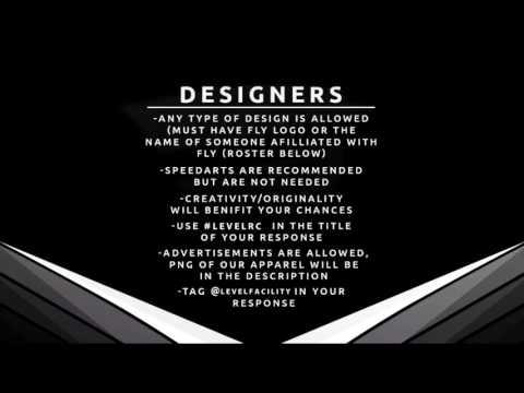 Level Faction Designer Recruitment Challenge!!!