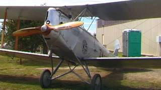 Static: de Havilland DH.60 Gipsy Moth