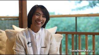 Raya Heritage Resort Chiang Mai Interview with Naphat Nutsati GM