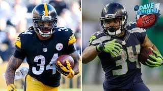 Thomas Rawls vs. DeAngelo Willams: Who Will be Victorious? | Dave Dameshek Football Program | NFL