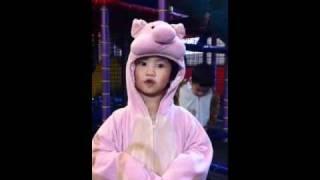 This little piggie by Tara Bu