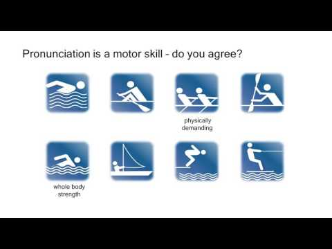 Promoting Learner Independence in Pronunciation - 2016 10 26