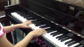 QUÊ HƯƠNG - Anh Thư (hát, tự đệm piano) - B.A.C.H Music School