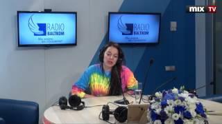 "Телеведущая Гундега Скудрина в программе ""Мамочки!"" #MIXTV"