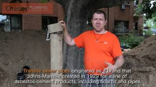Replacing Transite Sewer Pipes with Lee Chasles