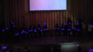 Gesu 2013 Gala 2013 - 2nd Grade Drummers - Lightning Buckets