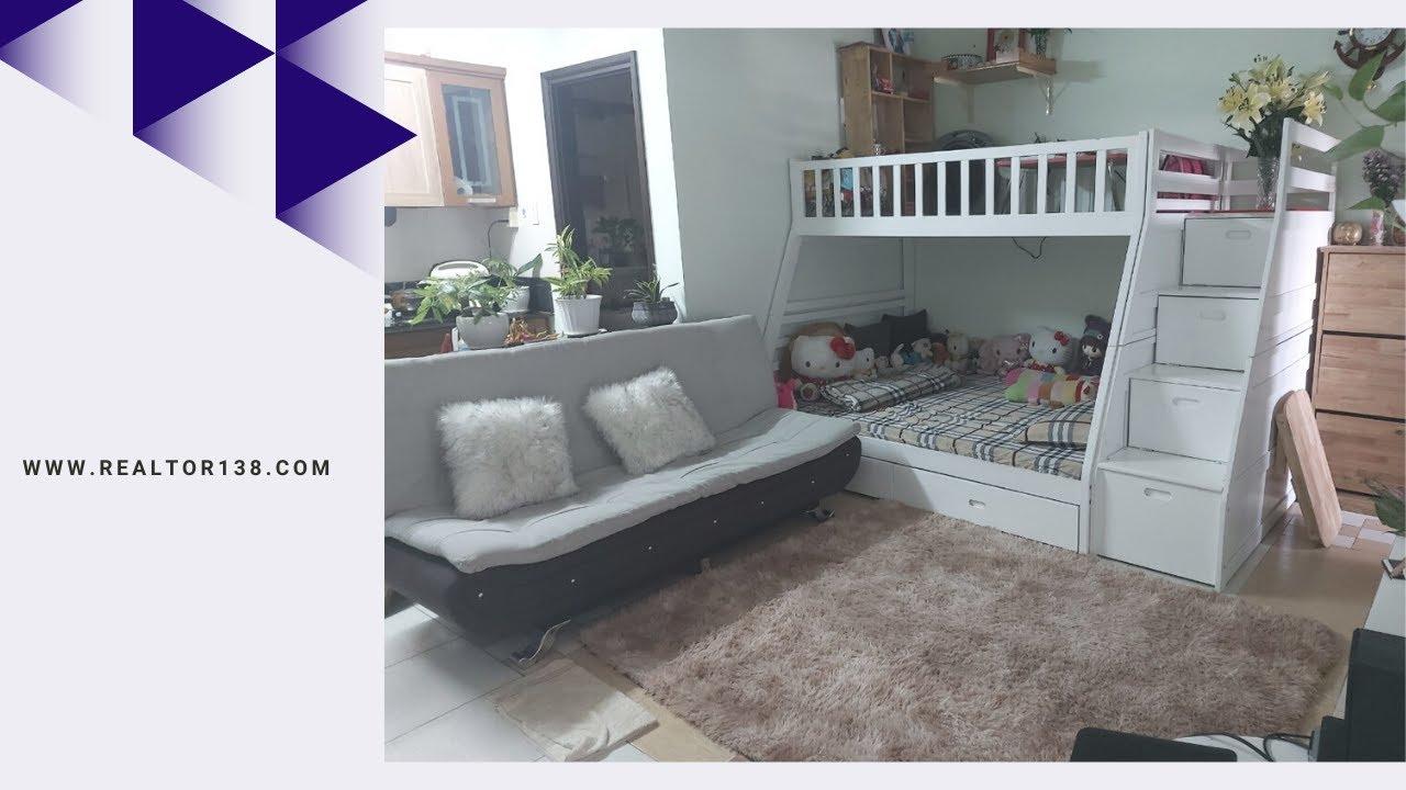 image Cho thuê 1 phòng ngủ chung cư An Viên khu Nam Long Trần Trọng Cung