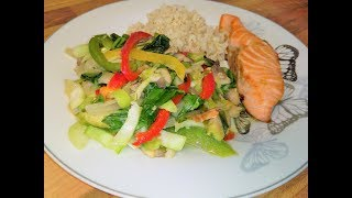 Easy Salmon Lunch / Salmon Lunch Recipes