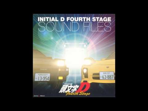 Initial D Fourth Stage Sound Files vol.1 - Chase II