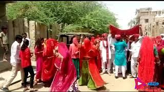 BEST MARWADI DHOL THALI DANCE 2019॥राजस्थानी ढोल डांस 2019॥मारवाड़ी ढोल थाली डांस 2019॥LEDISH DANCE