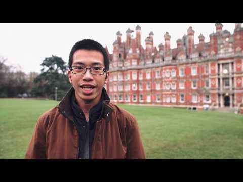 Postgraduate study at Royal Holloway