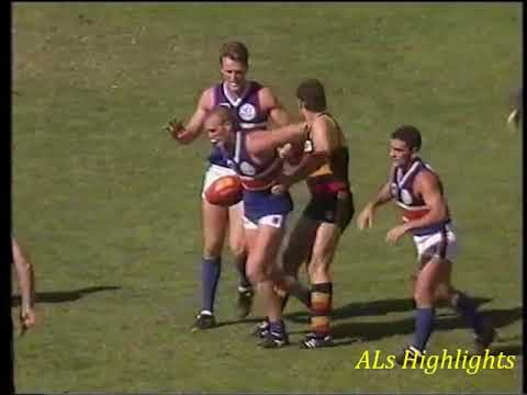 Bulldogs First Goal Club | Daniel Southern, 1994 Round 5