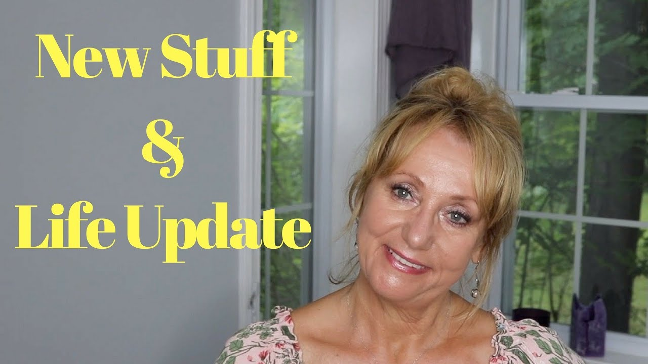 Diet and Life Update | New Products | Dad Update | Mature Beauty | Sixty Plus