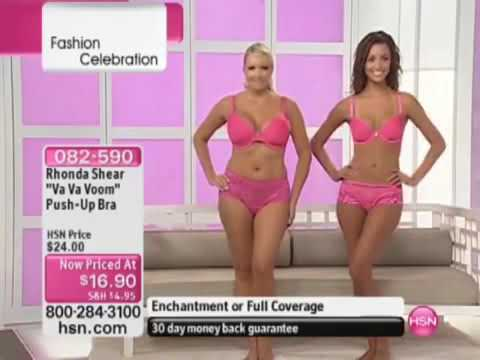 Beautiful HSN models in thier underwear. http://bit.ly/2FRvjJg
