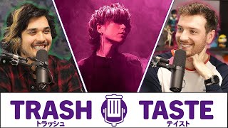 Talking to a REAL Japanese Anime Singer (ft. Nano) | Trash Taste #38
