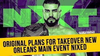 reasons for takeover 4 reasons why nxt takeover: new orleans will be better than wrestlemania 34 wrestlemania has its work cut out for it this year again.